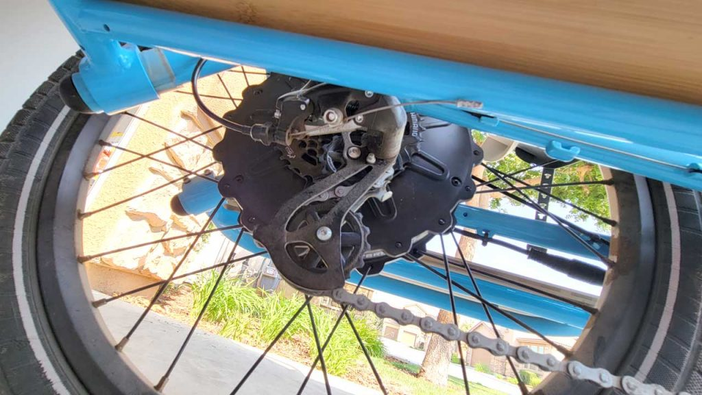 electric-bicycle-rear-derailleur