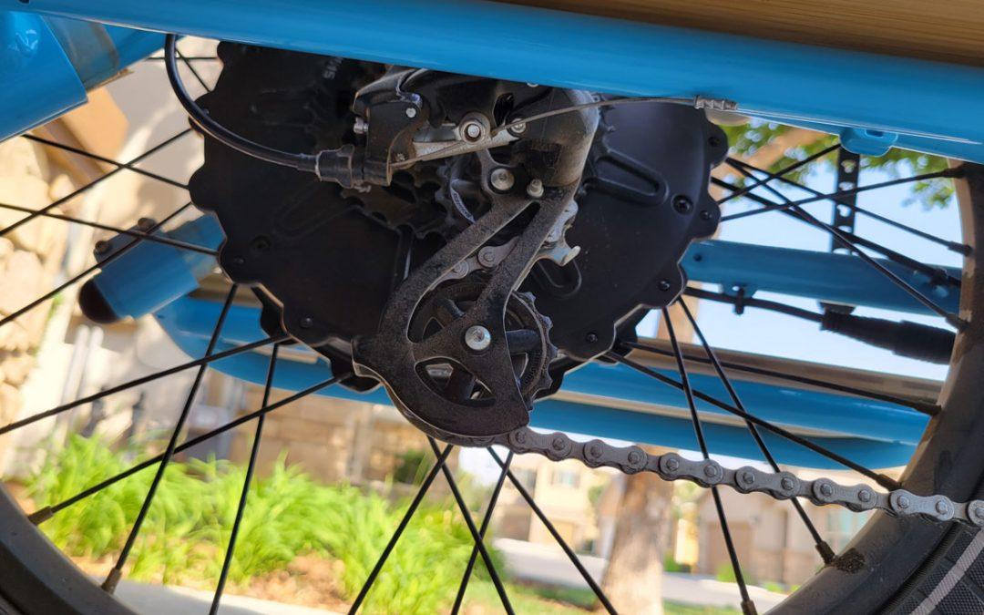 DIY Adjusting the Rear Derailleur On an Electric Bike