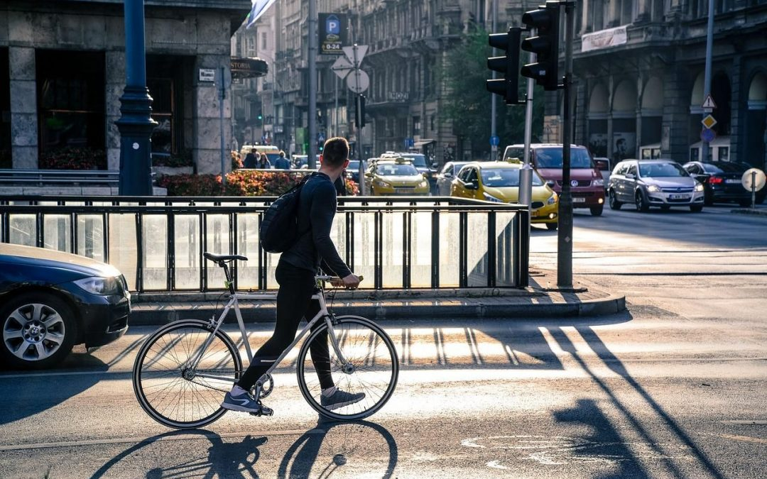 Why the Future of Cities is On Two Wheels (Not Four)