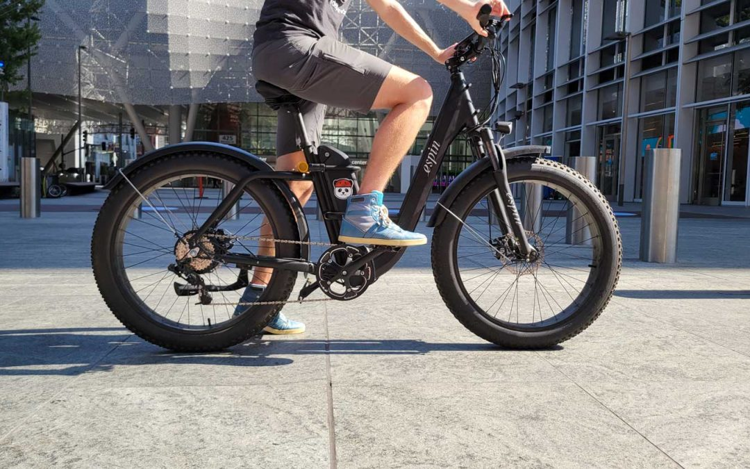 What to Know About Tire Pressure for Electric Bikes